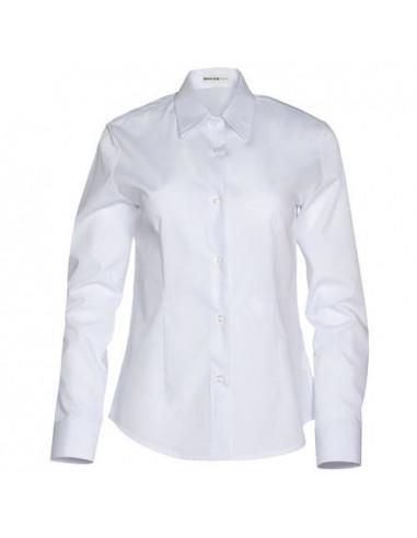 copy of Camisa señora manga corta blanca