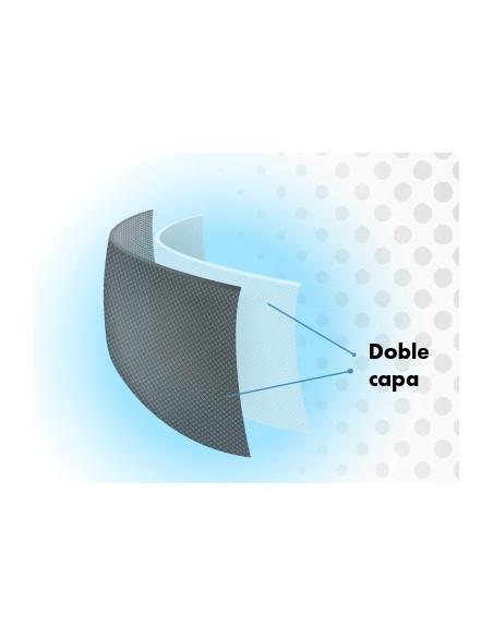 Mascarilla reutilizable Turbo