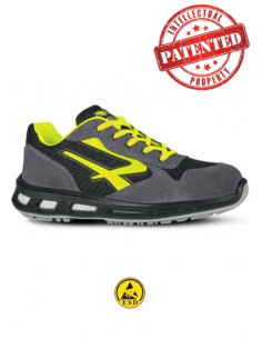 Deportiva yellow RedLion Upower S1P SRC ESD