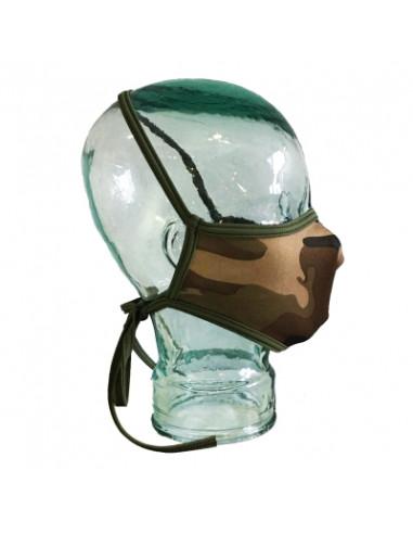 Mascarilla higiénica reutilizable Turbo Mask 2