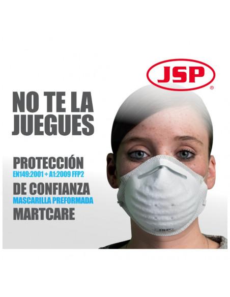 Mascarilla MARTCARE FFP2 NR